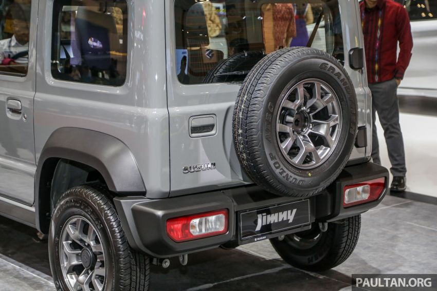 GIIAS 2019: Suzuki Jimny launched in ID, from RM93k Image #988376