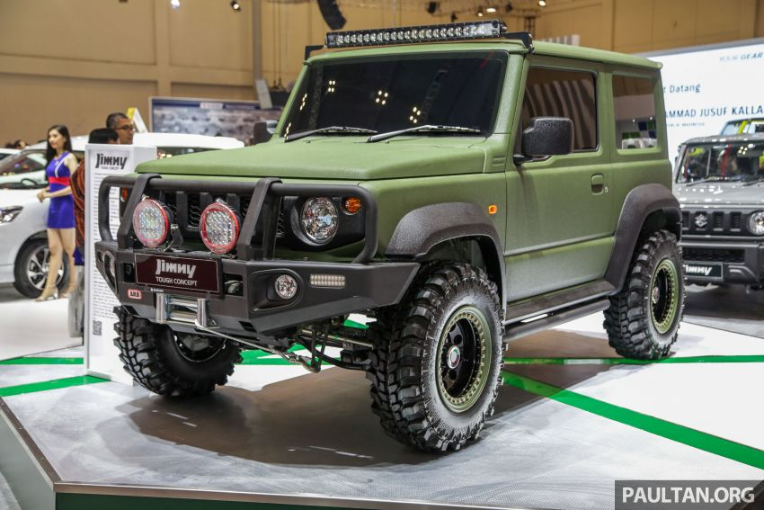 GIIAS 2019: Suzuki Jimny launched in ID, from RM93k Image #988364