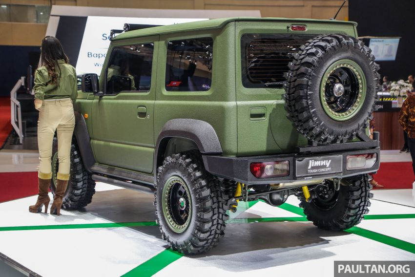 GIIAS 2019: Suzuki Jimny launched in ID, from RM93k Image #988365