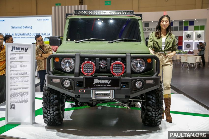 GIIAS 2019: Suzuki Jimny launched in ID, from RM93k Image #988366