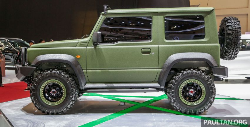 GIIAS 2019: Suzuki Jimny launched in ID, from RM93k Image #988367