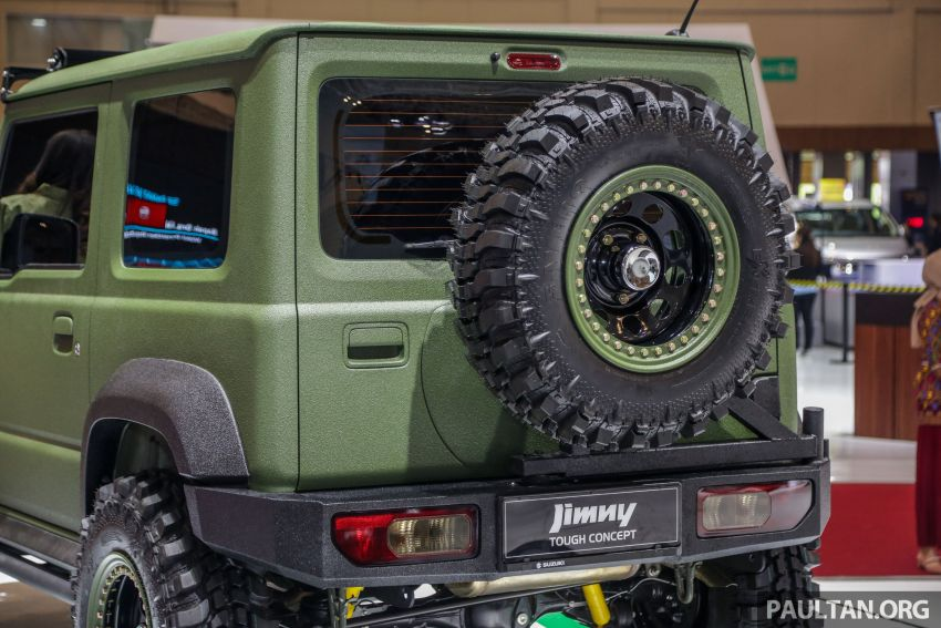 GIIAS 2019: Suzuki Jimny launched in ID, from RM93k Image #988369