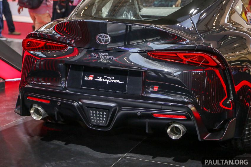 GIIAS 2019: Toyota Supra A90 dilancarkan di Indonesia – 3.0L turbo 6-silinder sebaris, harga hampir RM600k Image #988171