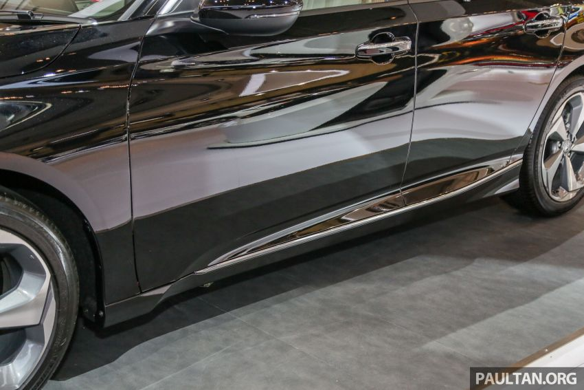 GIIAS 2019: Honda Accord launched, 1.5T for RM206k Image #990028