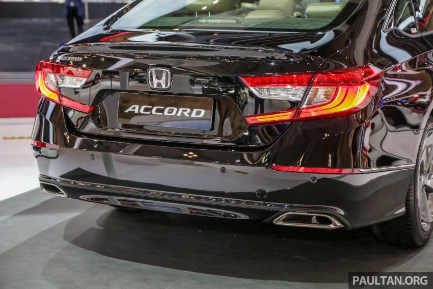 GIIAS 2019: Honda Accord launched, 1.5T for RM206k Image #990030