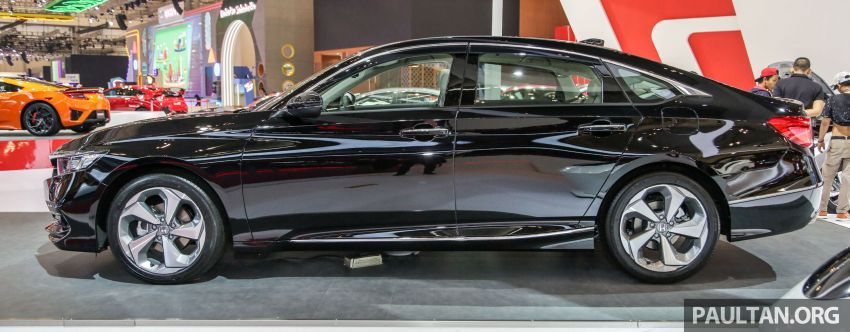 GIIAS 2019: Honda Accord launched, 1.5T for RM206k Image #990020