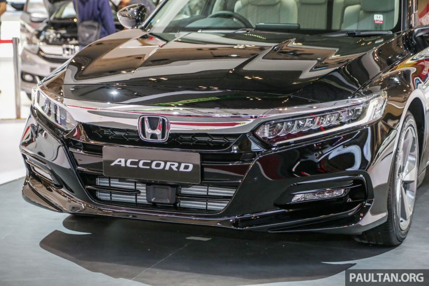 GIIAS 2019: Honda Accord launched, 1.5T for RM206k Image #990021