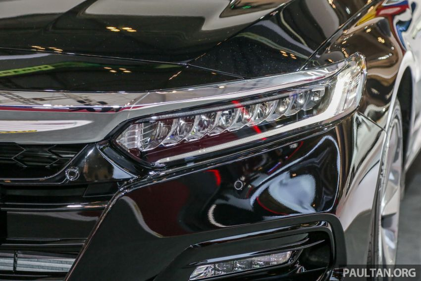GIIAS 2019: Honda Accord launched, 1.5T for RM206k Image #990022