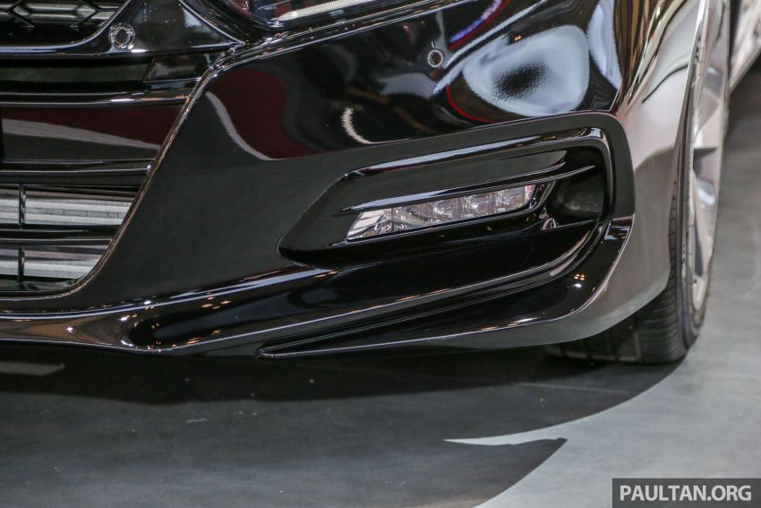 GIIAS 2019: Honda Accord launched, 1.5T for RM206k Image #990023