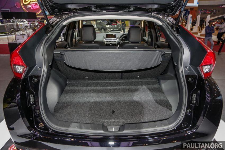 GIIAS 2019: Mitsubishi Eclipse Cross debuts, RM140k Image #990090