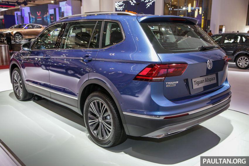 GIIAS 2019: Volkswagen Tiguan Allspace 7-seater SUV Image #990126