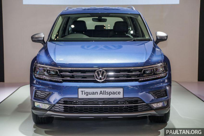 GIIAS 2019: Volkswagen Tiguan Allspace 7-seater SUV Image #990127