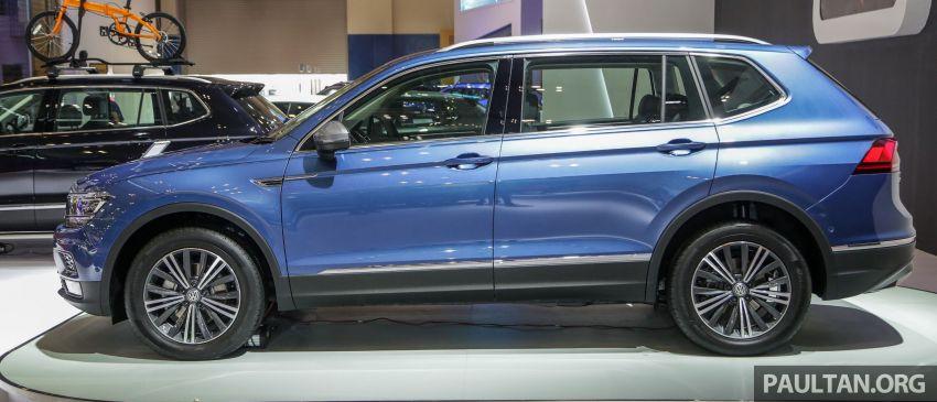 GIIAS 2019: Volkswagen Tiguan Allspace 7-seater SUV Image #990128
