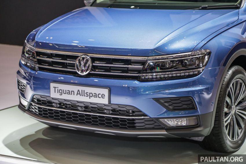 GIIAS 2019: Volkswagen Tiguan Allspace 7-seater SUV Image #990129