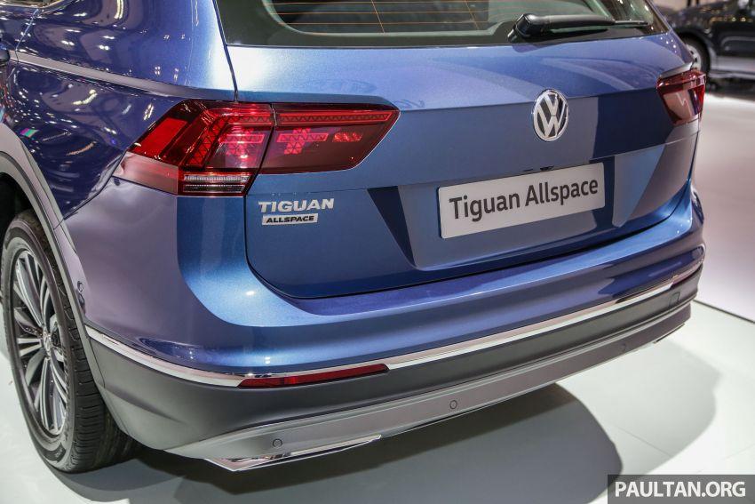 GIIAS 2019: Volkswagen Tiguan Allspace 7-seater SUV Image #990130