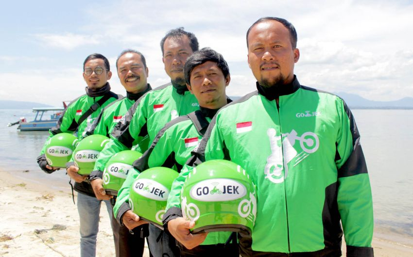 Mitsubishi announces investment deal with Gojek Image #982868