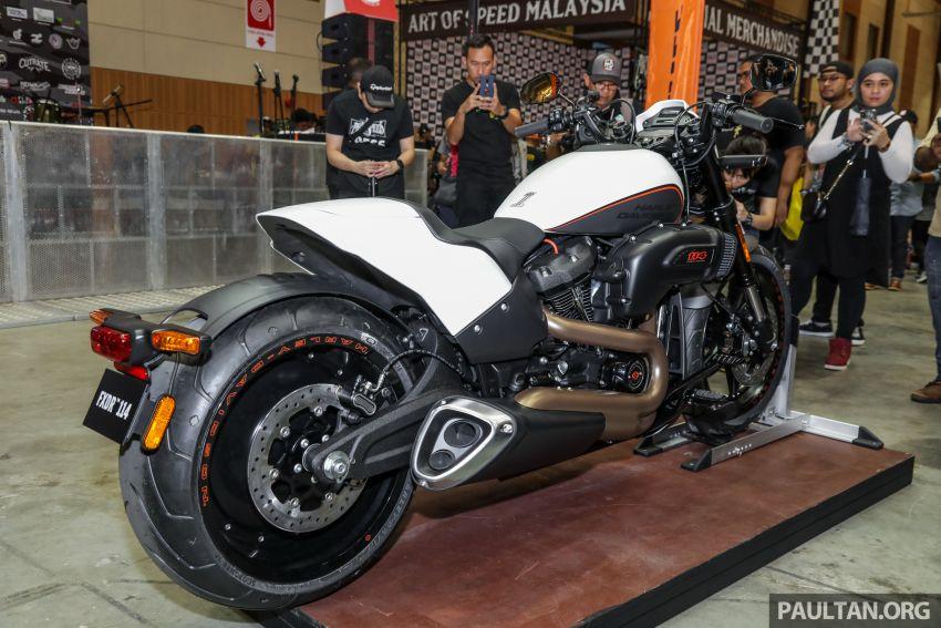 Harley-Davidson lancar model FXDR 114 – RM122,500 Image #993667