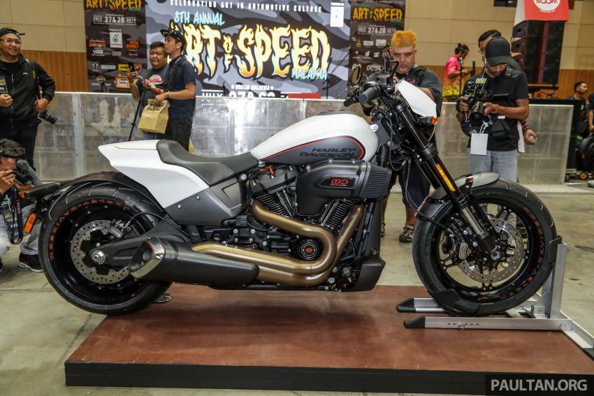 Harley-Davidson lancar model FXDR 114 – RM122,500 Image #993668