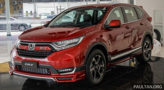 Honda crv 2019 malaysia price