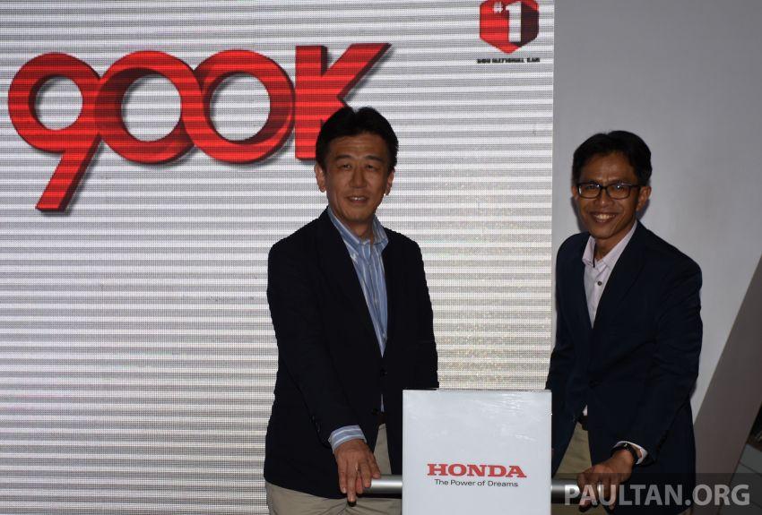 Honda 'Road to 900,000th Unit Milestone Campaign' – win a Honda vehicle, nine models up for grabs Image #994692