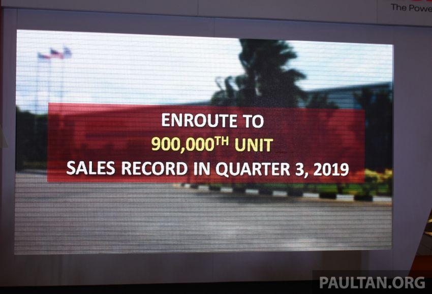 Honda 'Road to 900,000th Unit Milestone Campaign' – win a Honda vehicle, nine models up for grabs Image #994693