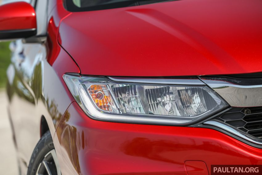 GALLERY: Honda City 1.5L V in Passion Red Pearl Image #983104