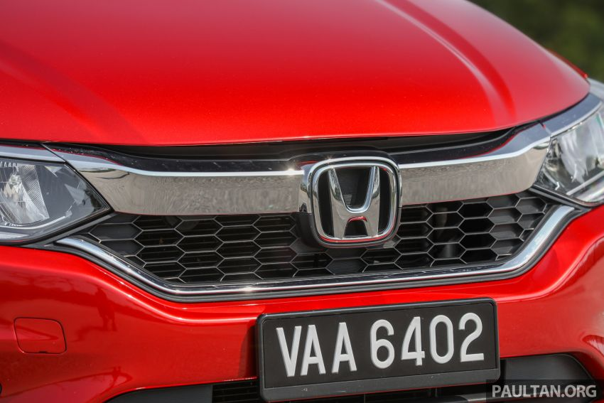 GALLERY: Honda City 1.5L V in Passion Red Pearl Image #983107