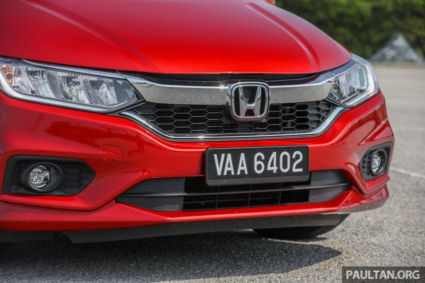 GALERI: Honda City 1.5L V <em>Passion Red Pearl</em> Image #983244