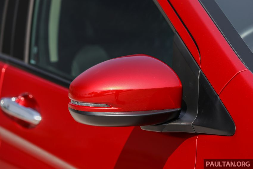 GALLERY: Honda City 1.5L V in Passion Red Pearl Image #983112