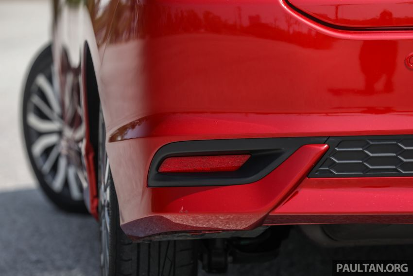 GALERI: Honda City 1.5L V <em>Passion Red Pearl</em> Image #983253