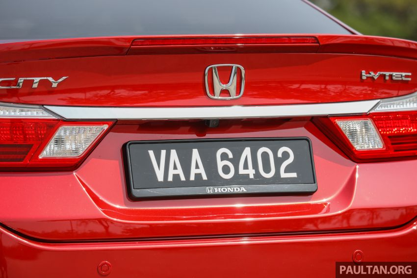 GALLERY: Honda City 1.5L V in Passion Red Pearl Image #983119