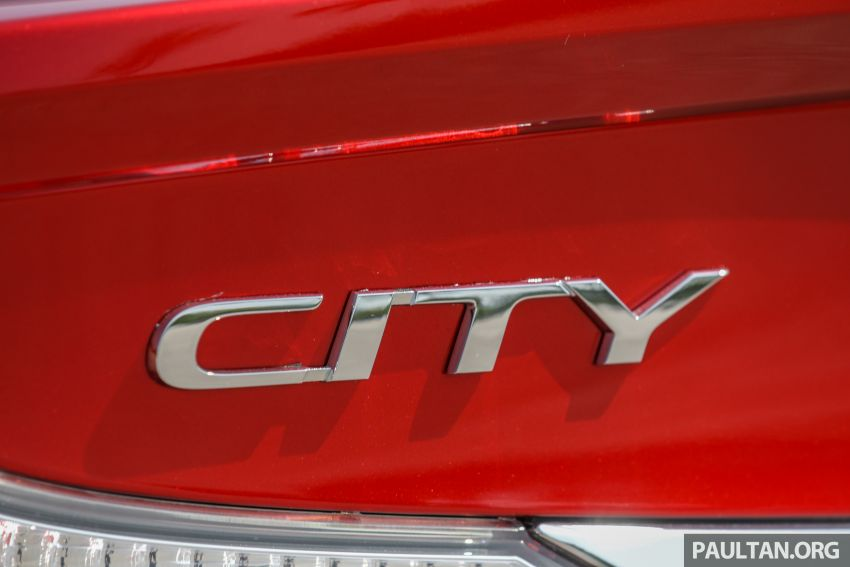 GALLERY: Honda City 1.5L V in Passion Red Pearl Image #983122