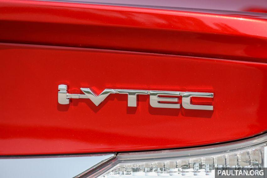 GALERI: Honda City 1.5L V <em>Passion Red Pearl</em> Image #983258