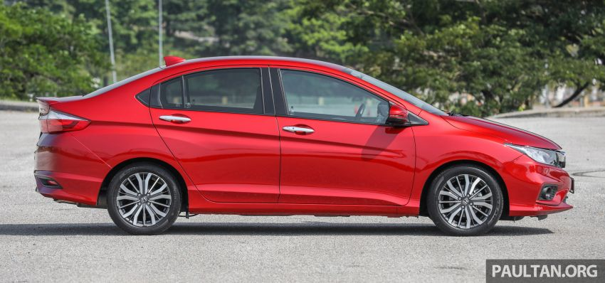 GALERI: Honda City 1.5L V <em>Passion Red Pearl</em> Image #983233