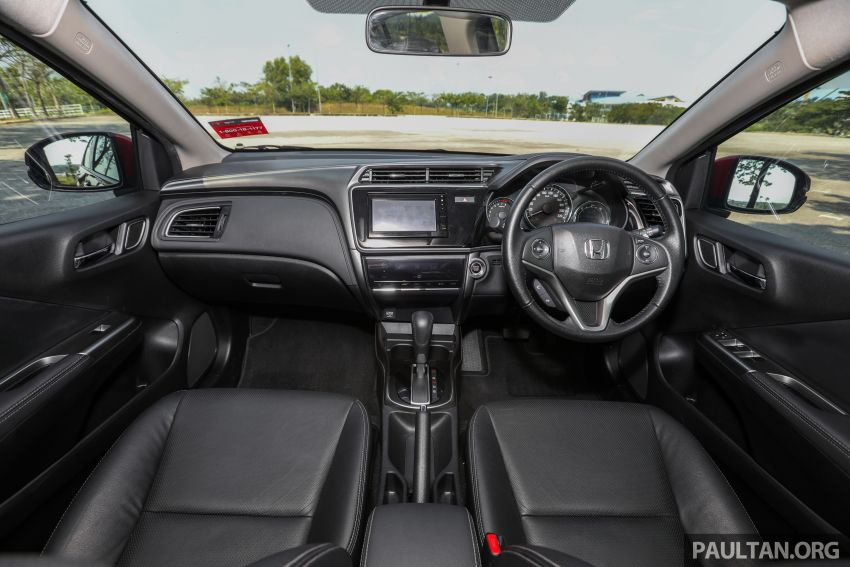 GALLERY: Honda City 1.5L V in Passion Red Pearl Image #983127