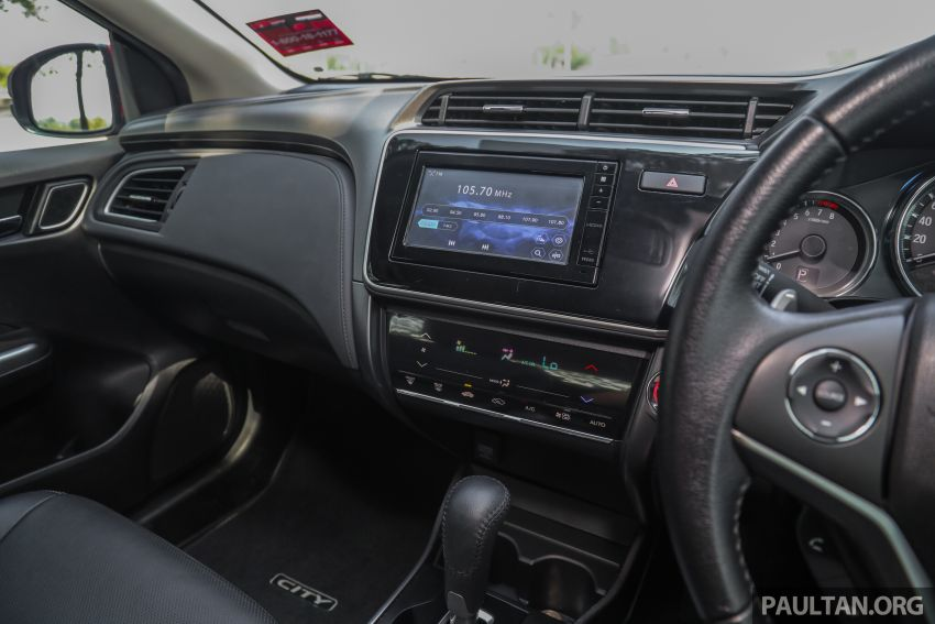 GALLERY: Honda City 1.5L V in Passion Red Pearl Image #983137