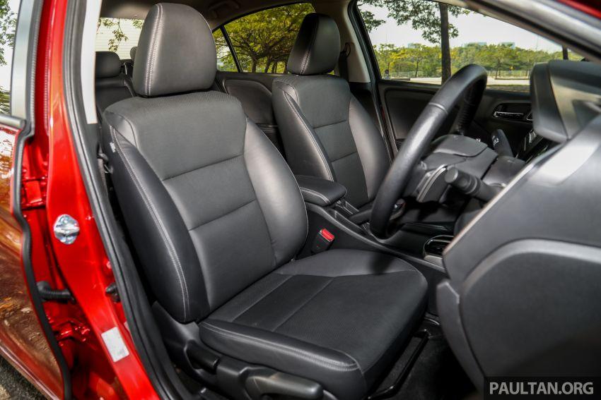 GALERI: Honda City 1.5L V <em>Passion Red Pearl</em> Image #983287