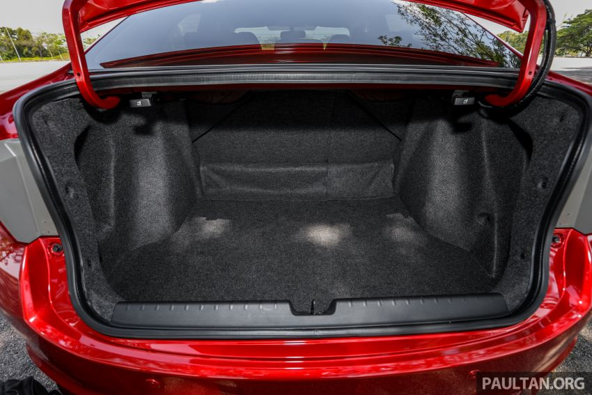 GALLERY: Honda City 1.5L V in Passion Red Pearl Image #983163