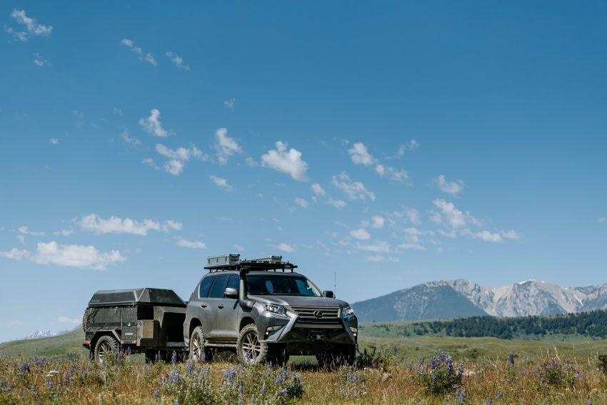 Lexus GXOR Concept debuts – rugged and luxurious Image #989737