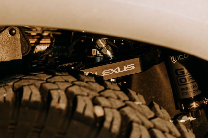 Lexus GXOR Concept debuts – rugged and luxurious Image #989738