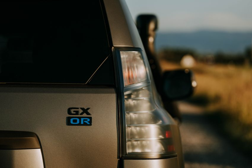 Lexus GXOR Concept debuts – rugged and luxurious Image #989740