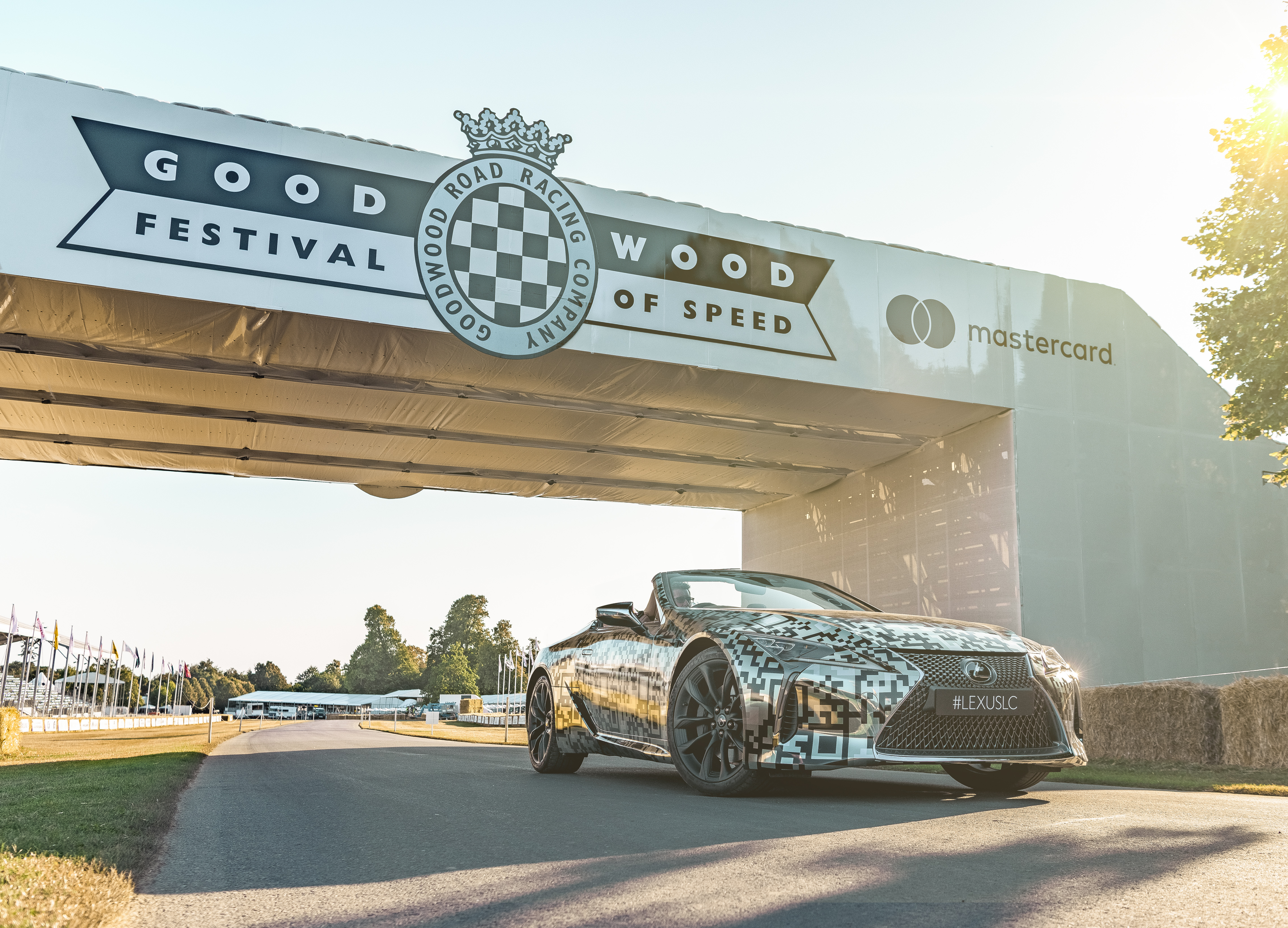 lexus lc convertible prototype 3 paul tan s automotive news https paultan org 2019 07 08 lexus lc convertible confirmed for production camouflaged prototype makes goodwood fos debut lexus lc convertible prototype 3