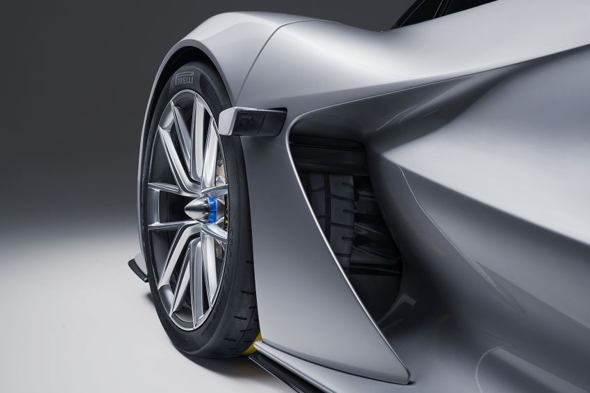 Lotus Evija hypercar debuts – 2,000 PS and 1,700 Nm, electric AWD, 0-300 km/h in less than nine seconds! Image #986715