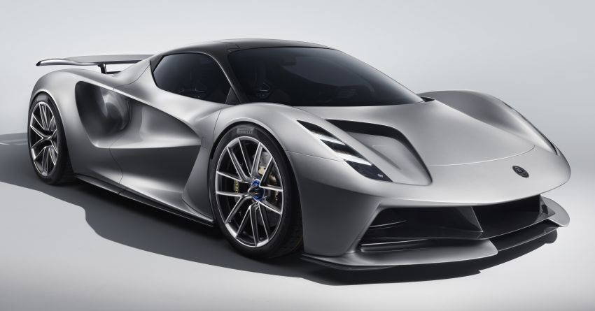 Lotus Evija hypercar debuts – 2,000 PS and 1,700 Nm, electric AWD, 0-300 km/h in less than nine seconds! Image #986726