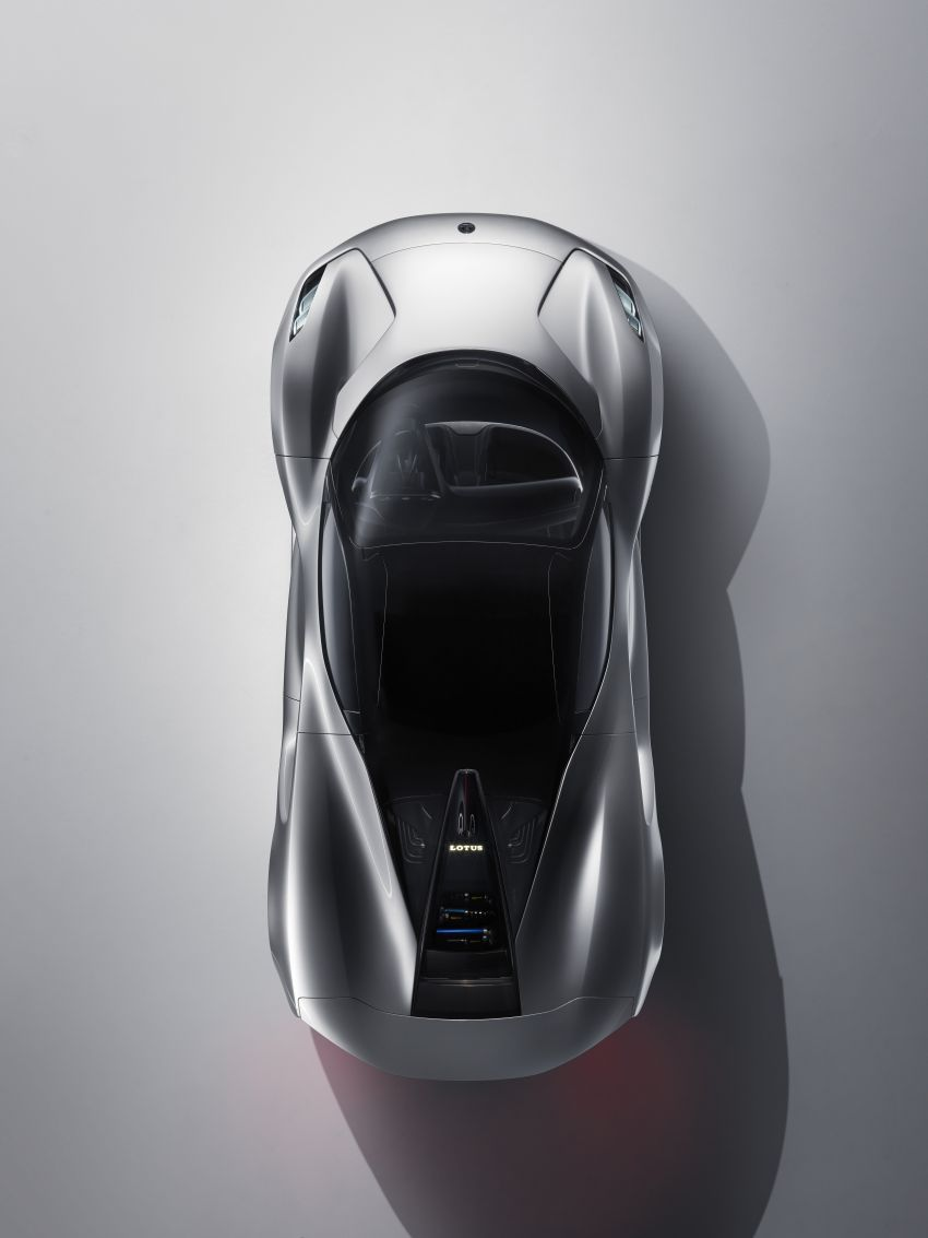 Lotus Evija hypercar debuts – 2,000 PS and 1,700 Nm, electric AWD, 0-300 km/h in less than nine seconds! Image #986727