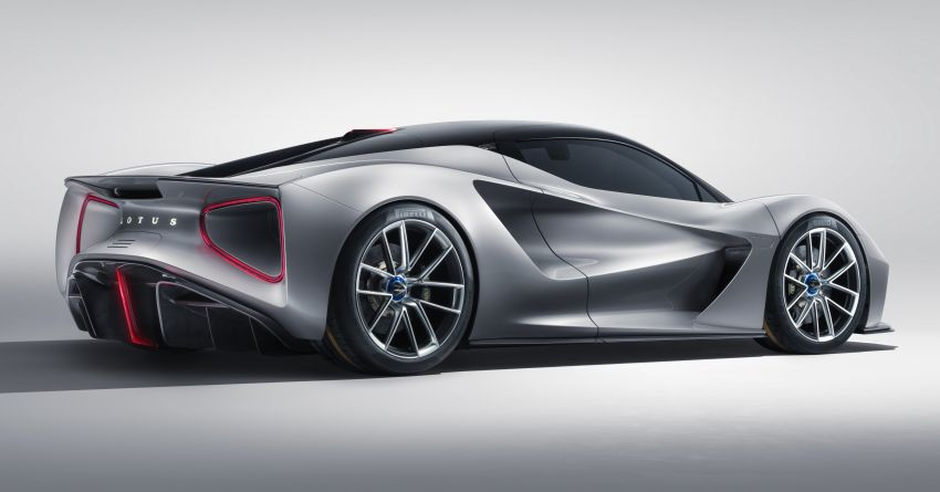 Lotus Evija hypercar debuts – 2,000 PS and 1,700 Nm, electric AWD, 0-300 km/h in less than nine seconds! Image #986716