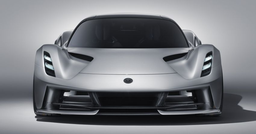 Lotus Evija hypercar debuts – 2,000 PS and 1,700 Nm, electric AWD, 0-300 km/h in less than nine seconds! Image #986720