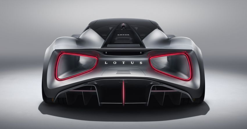 Lotus Evija hypercar debuts – 2,000 PS and 1,700 Nm, electric AWD, 0-300 km/h in less than nine seconds! Image #986721