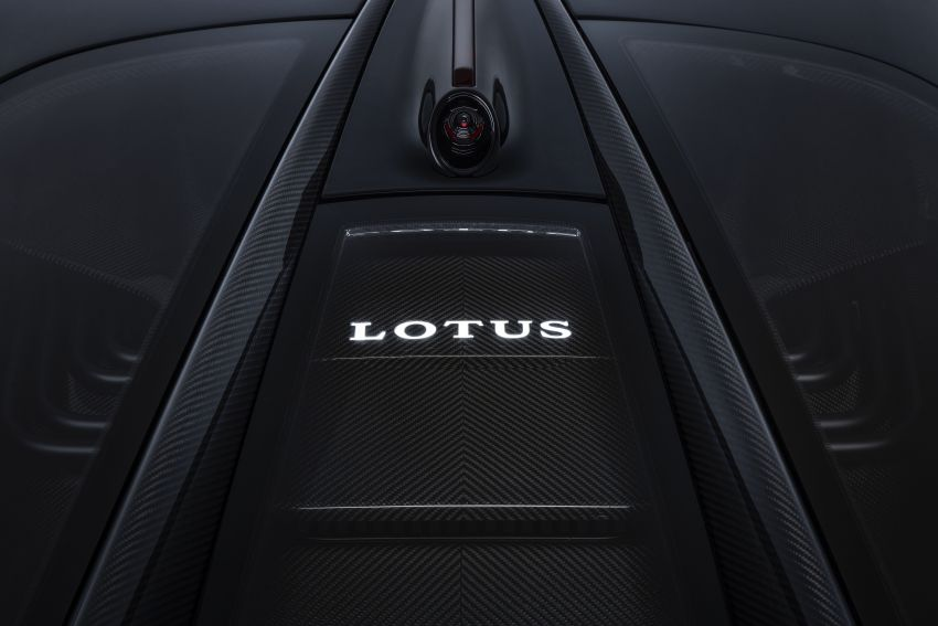 Lotus Evija hypercar debuts – 2,000 PS and 1,700 Nm, electric AWD, 0-300 km/h in less than nine seconds! Image #986737