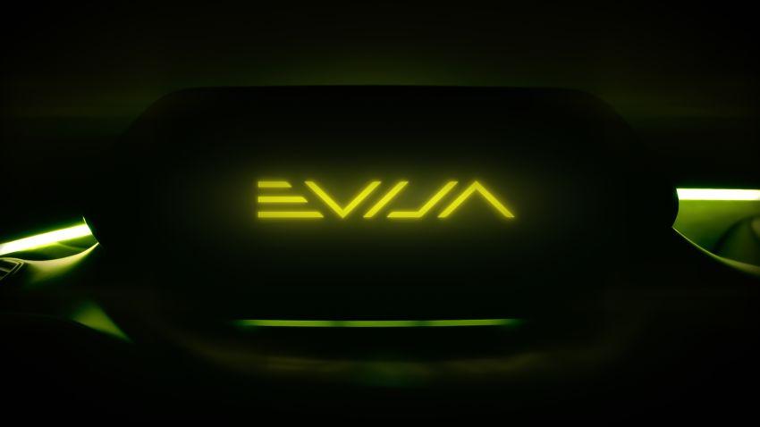 Lotus sahkan nama <em>hypercar</em> elektrik Type 130, Evija Image #981367